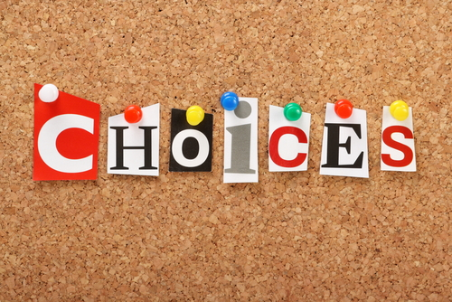 making a career choice in your life What influences your career choice  choosing the right career path is one of the most important and influential decisions that you make in life a good career is.